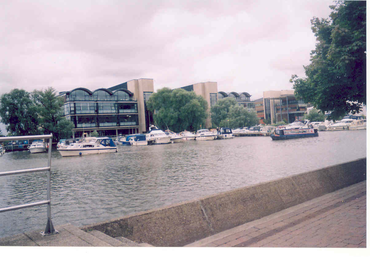 Lincoln Brayford and University
